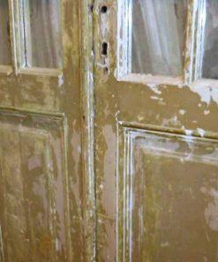 Antieke oranjerie / 4-slag deuren met spiegels-4