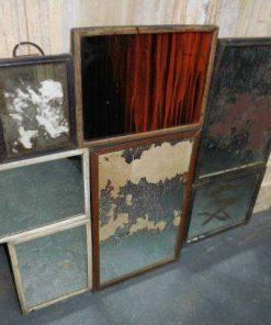 Patchwork van antieke spiegels-1