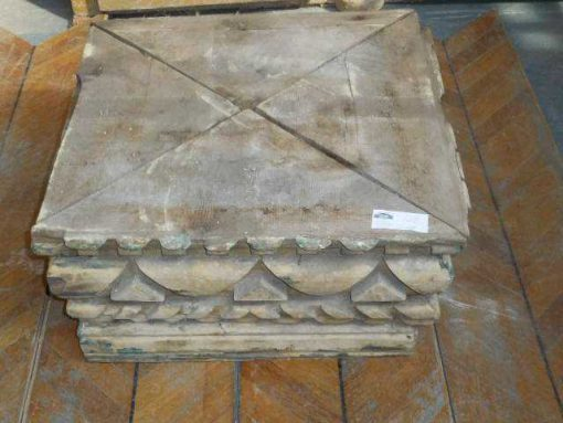 Antique salon table-1