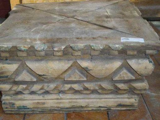 Antique salon table-2