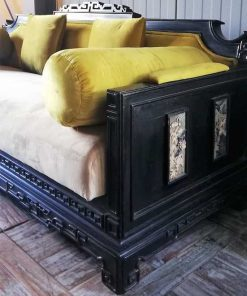 Antique 5-piece chinese sitting area-2