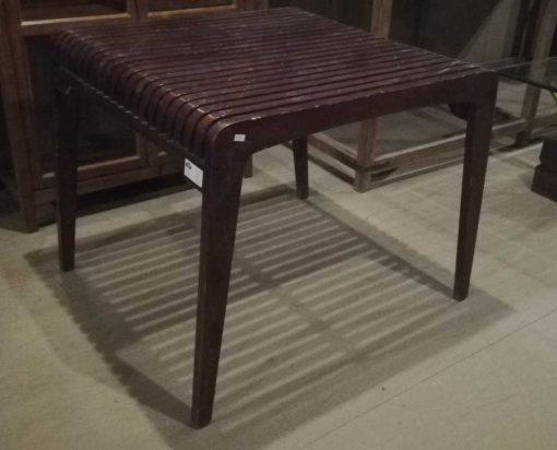 Vintage square table-1