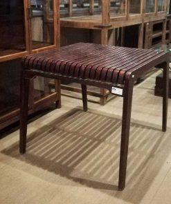 Vintage square table-2
