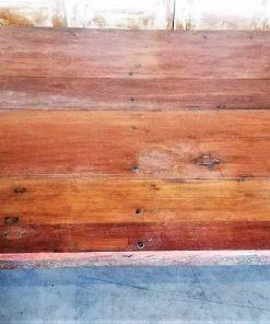 Low vintage coffee table-2