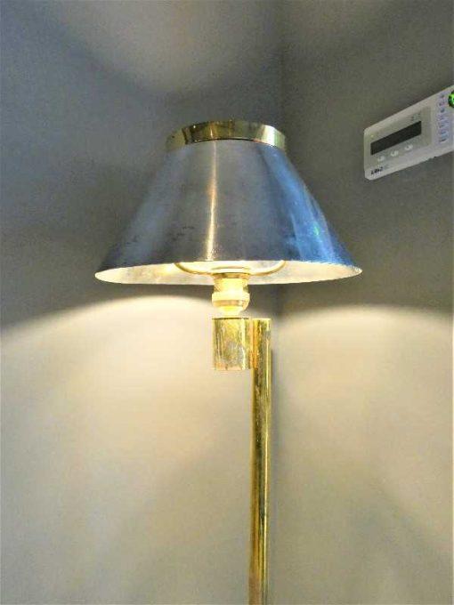 Antique floor lamp-2