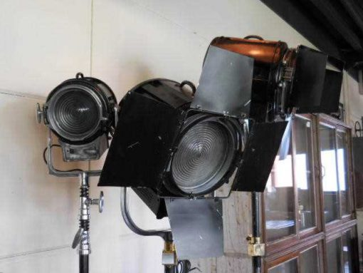 Old theater lamps-4