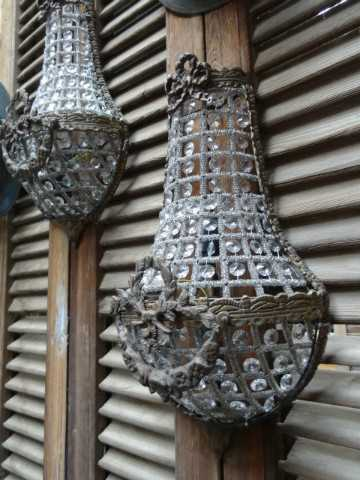 Wall lamp in 2 sizes-1