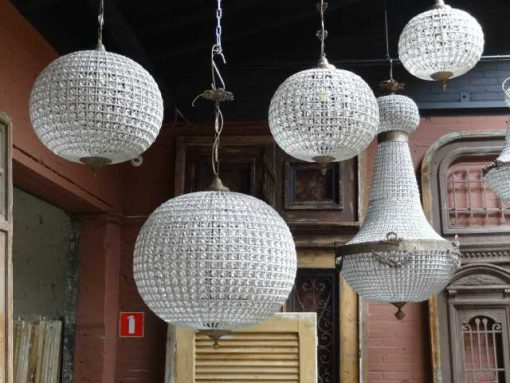 Round hanging lamp in 4 sizes-2
