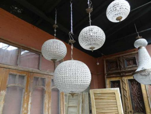 Round hanging lamp in 4 sizes-4