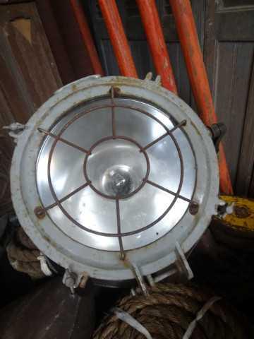 Ship searchlight small model-4