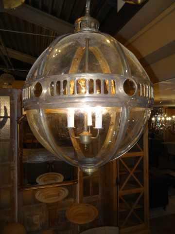hanglamp bol brons-1