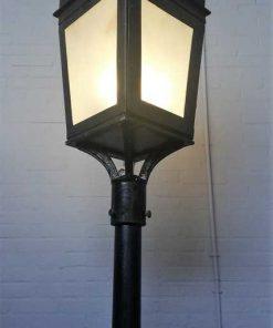 Antique lamppost-2