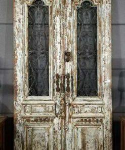 Antieke Franse Buiten Deuren-1