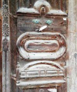 Antique Wooden Outside Doors-3