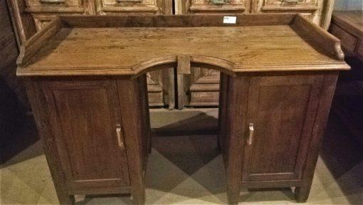 Oude Enkele En Dubbele Werktafel Van Goudsmid - 1