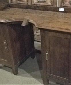 Oude Enkele En Dubbele Werktafel Van Goudsmid - 2