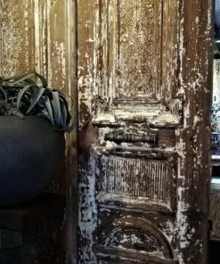 Antique Outside Door - 2