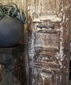 Antique Outside Door - 4