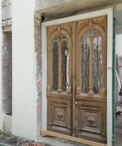 Antique Outside Door - 1