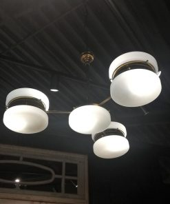 Antique Art Deco Lamp - 1