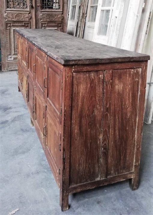 Robust Vintage Workbench / Sideboard / Kitchen Unit-2