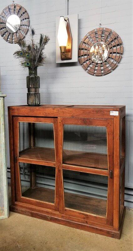Antique Display Case-1