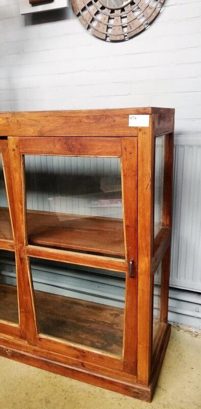 Antique Display Case-5