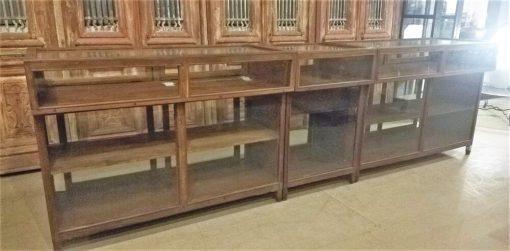 Antique Display Case Counter-2