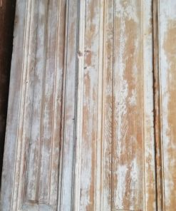 Antique Double Panel Doors-2