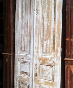 Antique Double Panel Doors-5