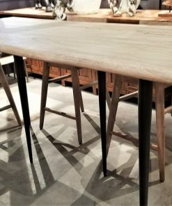 Acacia Natural Color Bar Table-1