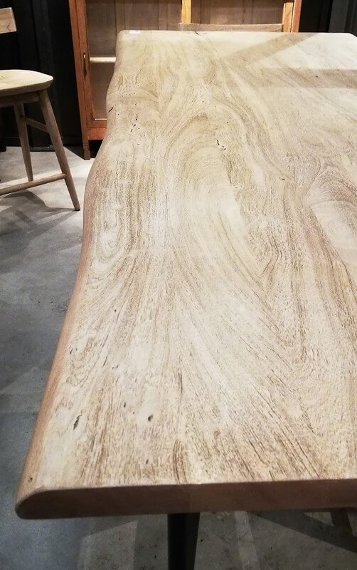 Acacia Natural Color Bar Table-2