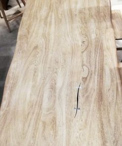 Acacia Natural Color Bar Table-3