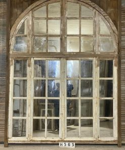Antique Deco Windows With Mirrors-1